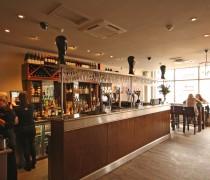 New Restaurant & Bar, The Courtyard